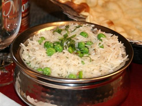 Polau (Indian Rice Dish)