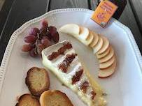 Baked Brie with Fig Jam