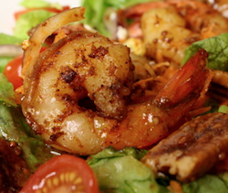 Spicy Shrimp Salad