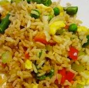 Mixed Vegetables and Rice