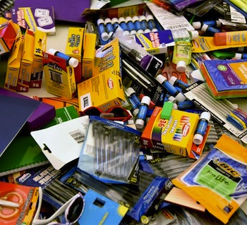 Parking Tickets Paid in the Form of School Supply Donations in Las Vegas