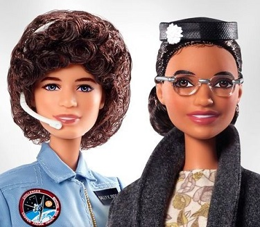 Rosa Parks and Sally Ride Ta…
