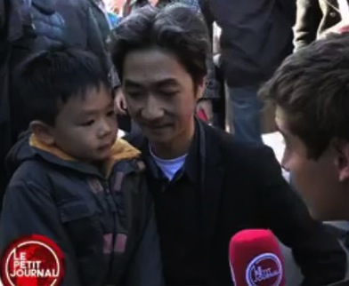 French Father's Moving Explanation to His Young Son About How To Move On After Terror