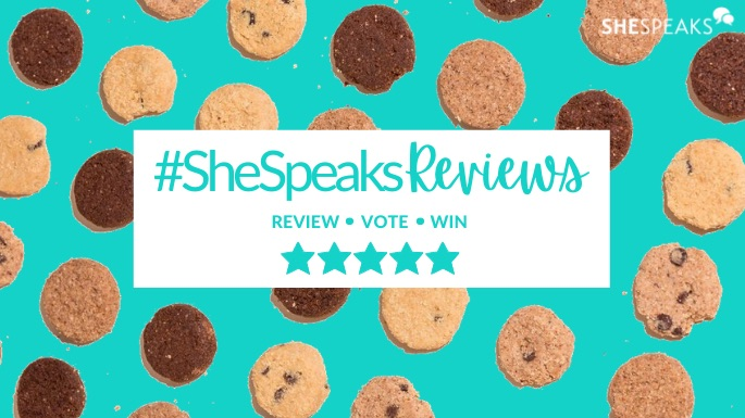 #SheSpeaksReviews: Cookies! Win a Six-Month Supply