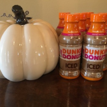 Enter the Pumpkin Spice At Walmart Giveaway!