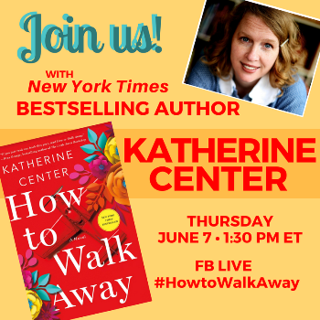 Missed the #HowToWalkAway Facebook Live Event?  You Can Still Watch and Enter the Giveaway!