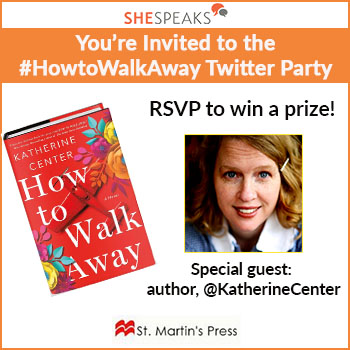 Join Us For The #HowtoWalkAway Twitter Part…