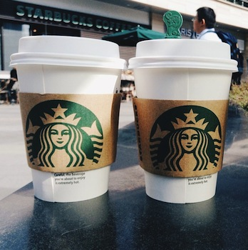 Starbucks is Trying Out a Reusable Cup Prog…