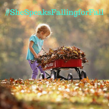 Enter Our #SheSpeaksFallingforFall Giveaway…