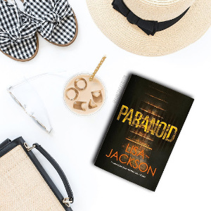 Book Alert  - New Summer Thriller PARANOID …