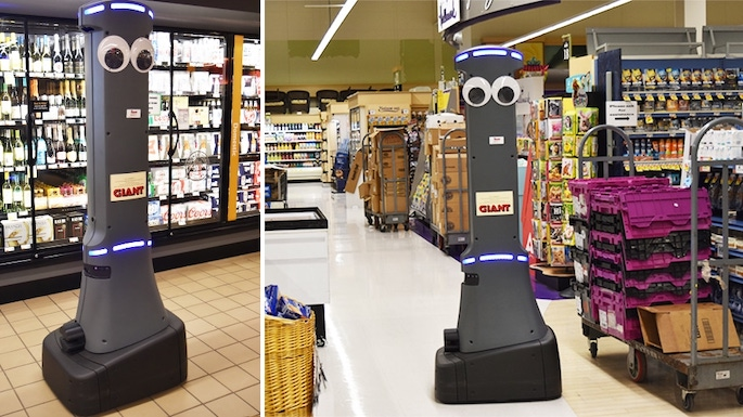 Robots to Relieve Stress on Supermarkets, But Will This Lead to Fewer Jobs For Workers?