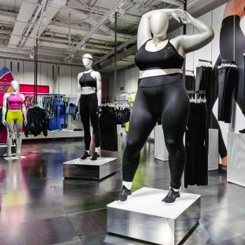 Nike's New Mannequins Send Message of Inclu…