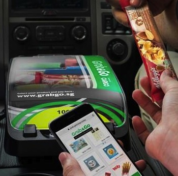 Will There Be a Vending Machine in Your Next Uber?