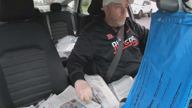 Newspaper Delivery Man Turns Grocery Delivery Hero For the Elderly