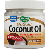 Nature's Way Coconut Oil (Pure Extra Virgin)