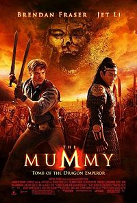 The Mummy: Tomb of the Dragon Emperor Movie