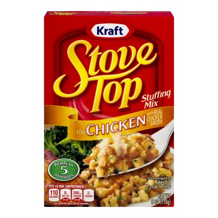 Kraft Stove Top Stuffing…