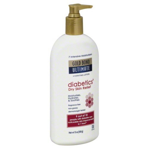 gold bond diabetic lotion