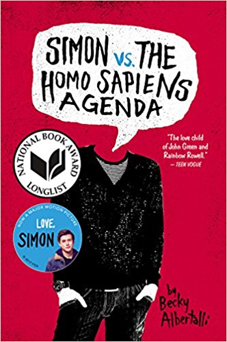 Simon vs. The Homo Sapi…