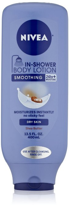 In-shower body lotion s…