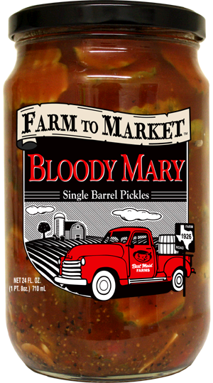 Farm to Market by Best Maid Bloody Mary Pickles