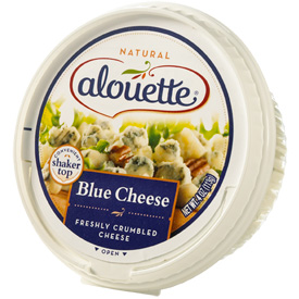 Alouette Blue Crumbled Cheese