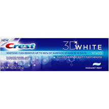Crest 3D White Advanced Vivid Flouride Toothpaste