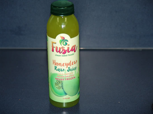 FusiaFoods Honeydew juice