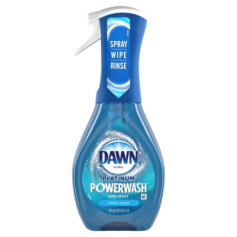 Dawn Platinum Powerwash …