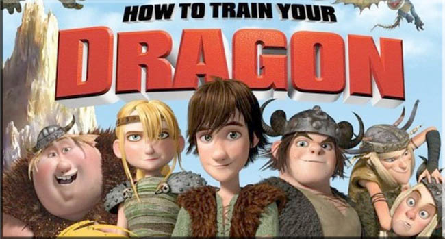 How to Train Your Dragon…