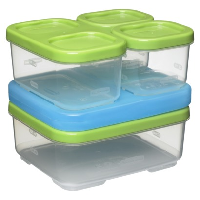 Rubbermaid Lunchblox
