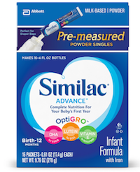 Similac Advance Infant F…