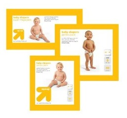 up & up Diapers