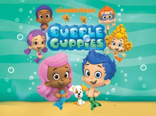 Nickelodeon  Bubble Gupp…