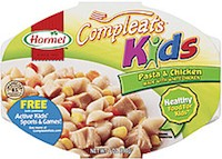 Hormel Compleats Kids Pa…