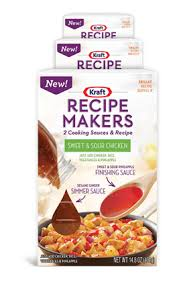 Kraft  Recipe Makers - T…