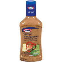 Kraft Caesar Vinaigrette with Parmesan Dressing