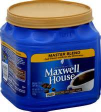 Maxwell House Master Blend
