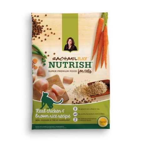 Rachael Ray Nutrish Cat Food