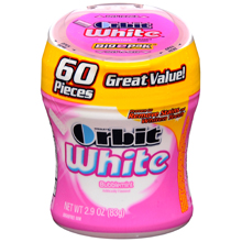 Orbit White Sugarfree Gum