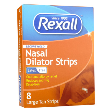 Nasal Dilator Strips