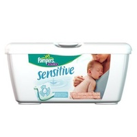 Pampers Sensitive Baby W…