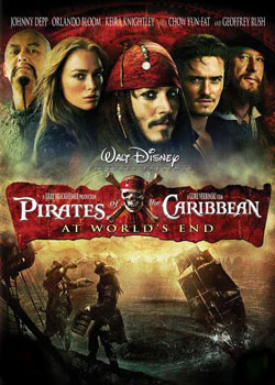 Pirates of the Caribbean: At World's End  Movie
