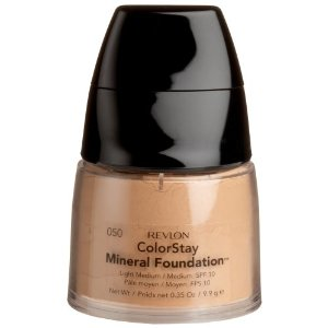 Revlon Colorstay Mineral Foundation