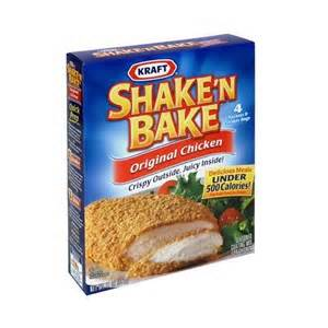 Kraft ShakeN Bake for Chicken