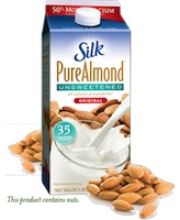 Silk  Pure Almond Unswee…