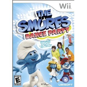 Wii Smurfs Dance Party g…